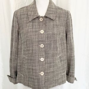 PERFECT for FALL   CAREER/PROFESSIONAL BLAZER 12P